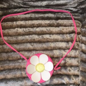 Handbags - Pink daisy Flower bag 🌼